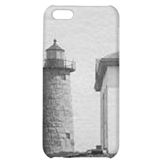 Libby Island Lighthouse iPhone 5C Cases