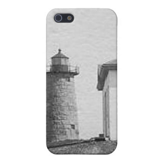 Libby Island Lighthouse iPhone 5 Case