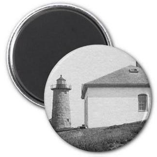 Libby Island Lighthouse Magnet