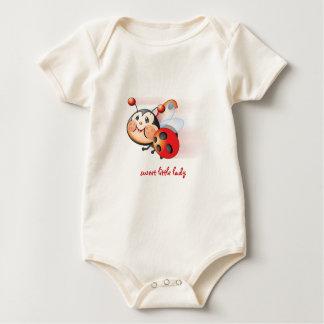 Libby the Ladybug Baby Bodysuit