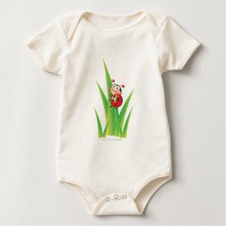 Libby the Ladybug Infant Creeper