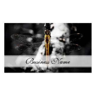 Libellulidae Dragonfly Pack Of Standard Business Cards