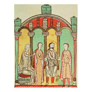 Liber Feudorum Postcard