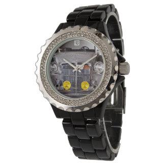 Liberace Crystal Duesenberg Grill watch