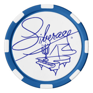Liberace Poker Chip