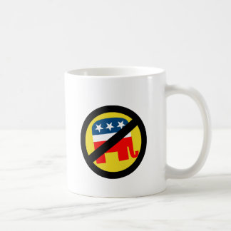 Liberal / Anti-Republican Coffee Mugs