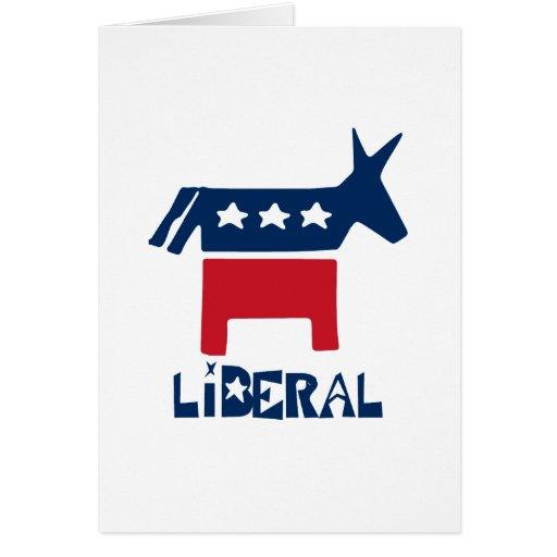 Liberal Card