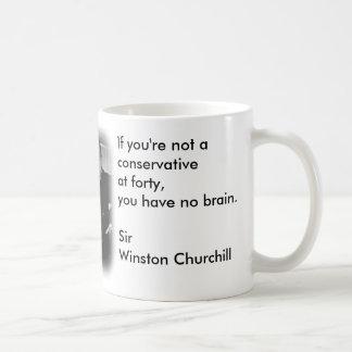 Liberal Conservative Mugs