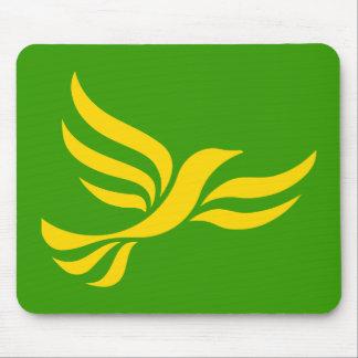 Liberal Democrats Logo Mouse Mat
