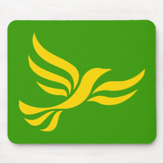 Liberal Democrats Logo Mouse Pad