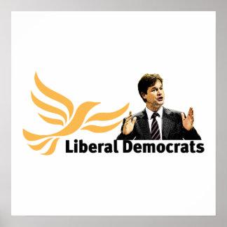 Liberal Democrats Poster
