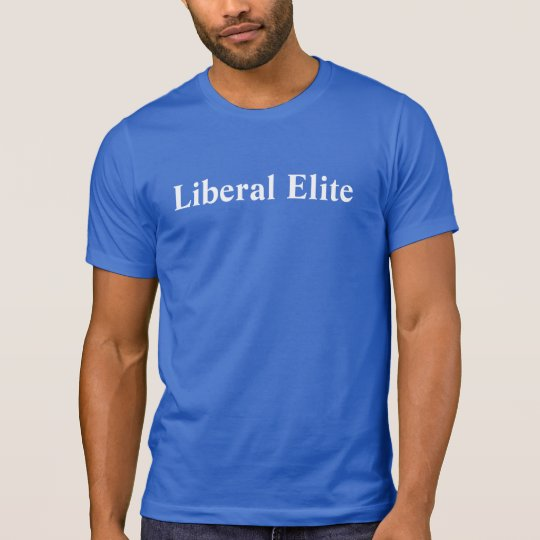 Liberal Elite customised T-Shirt