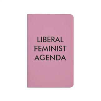 Liberal Feminist Agenda Journals
