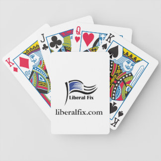 Liberal Fix Playing Cards