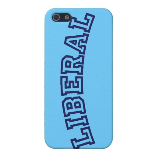 Liberal iPhone Case Case For iPhone 5