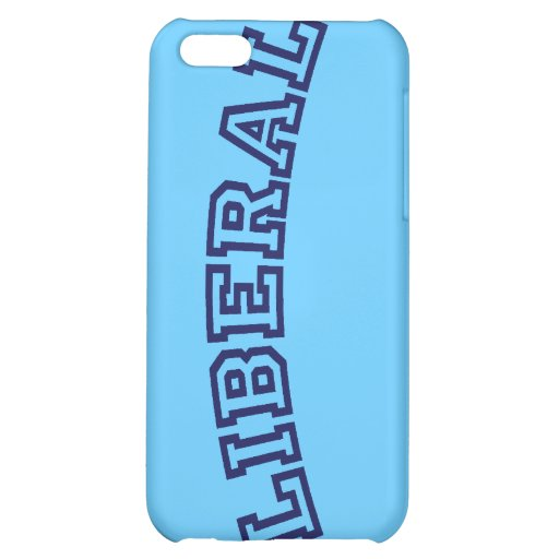 Liberal iPhone Case Case For iPhone 5C