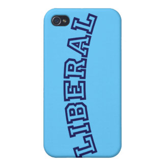 Liberal iPhone Case iPhone 4/4S Covers