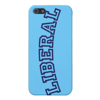 Liberal iPhone Case iPhone 5/5S Covers