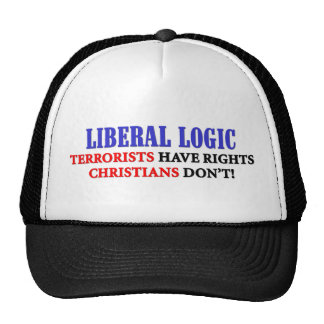 Liberal Logic: Terrorists Have Rights Cap
