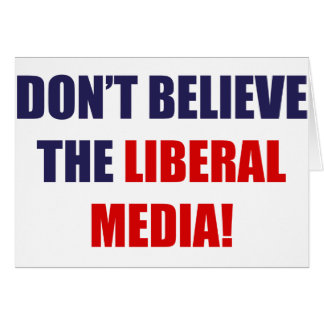 Liberal Media Card