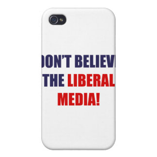 Liberal Media iPhone 4/4S Cover