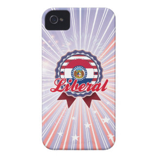 Liberal, MO Case-Mate iPhone 4 Cases