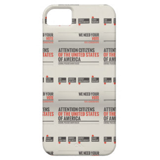 Liberal Policies Have Failed iPhone 5 Case