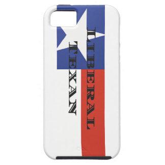 Liberal Texan Gear iPhone 5 Cover