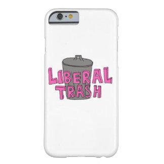 Liberal Trash Pink Lettering Phone Case
