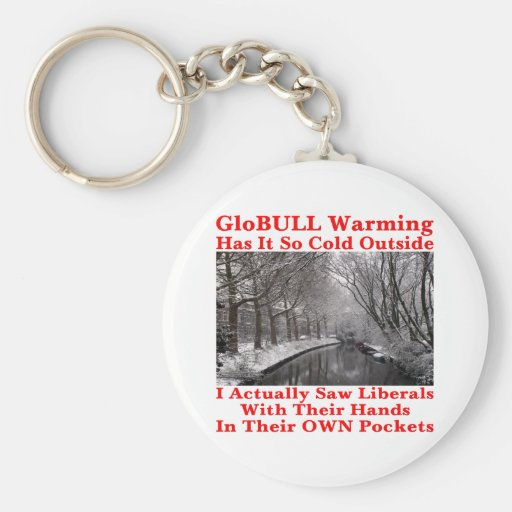 Liberals Hands In Their Own Pockets #2 Key Chain
