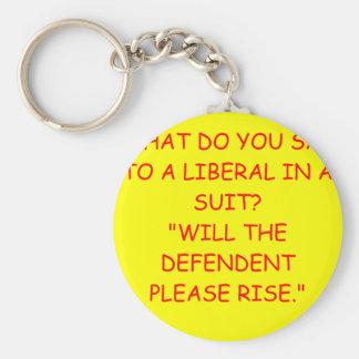 liberals key chain