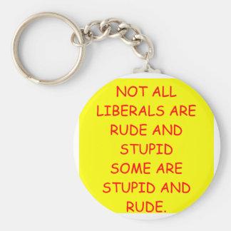 liberals keychain