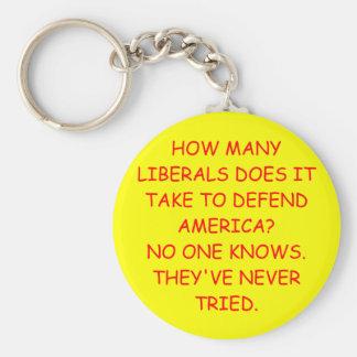 liberals keychains