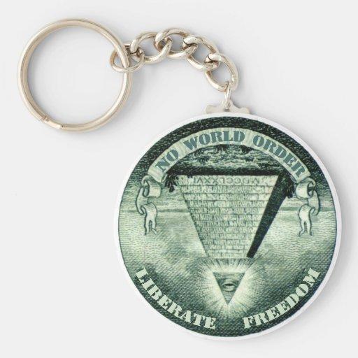 Liberate Freedom Keychains