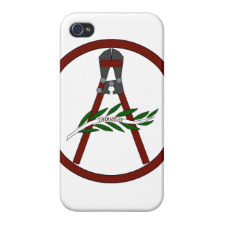 Liberate OZ iPhone 4 case