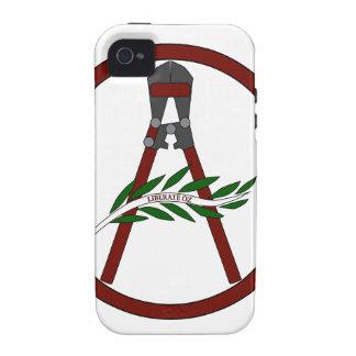 Liberate OZ Phone Case iPhone 4 Case