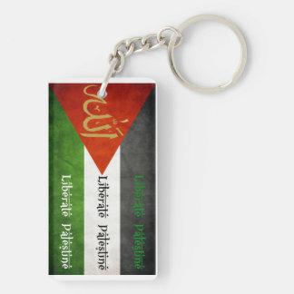 Liberate Palestine Key chain