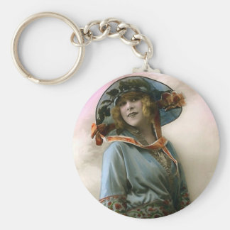 Liberated Woman Keychain