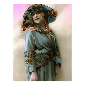 Liberated Woman Post Cards