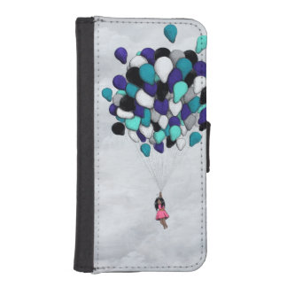 """Liberation"" iPhone 5/5s Wallet Case"