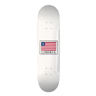 Liberia 19.7 Cm Skateboard Deck