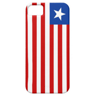 liberia country flag nation symbol iPhone 5 case