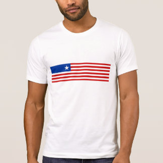 liberia country flag nation symbol T-Shirt
