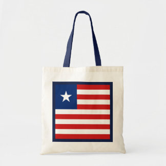 Liberia Flag Bag