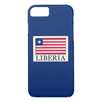 Liberia iPhone 7 Case