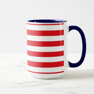 Liberia liberian flag mug