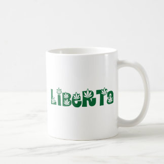Liberta Basic White Mug