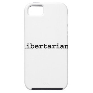libertarian. iPhone 5 case