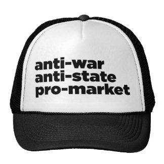 Libertarian Hyphenated Hat