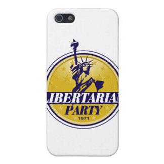 Libertarian iPhone 5 Cases